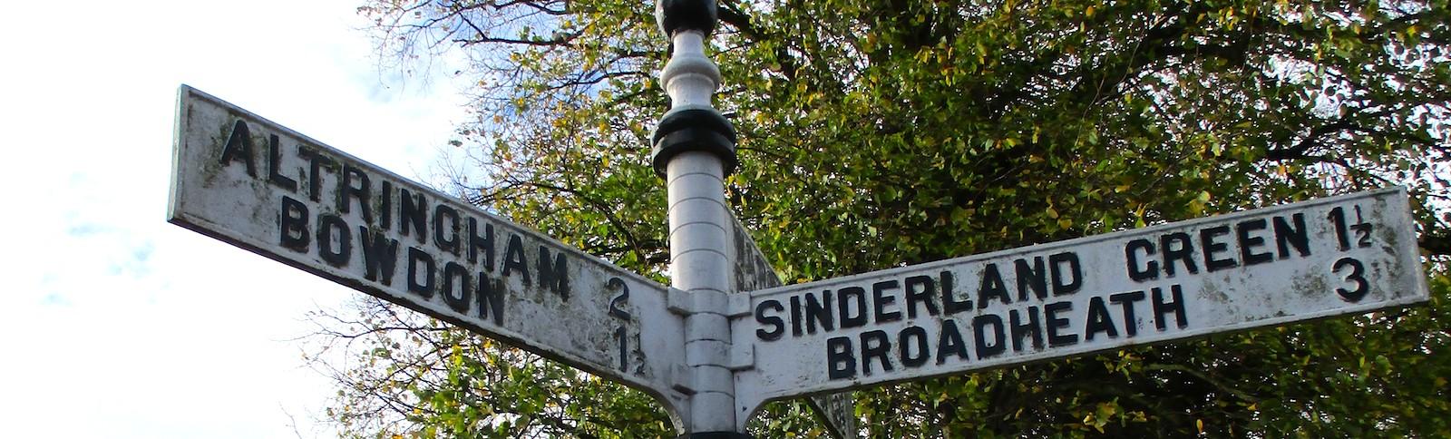 1 Signpost